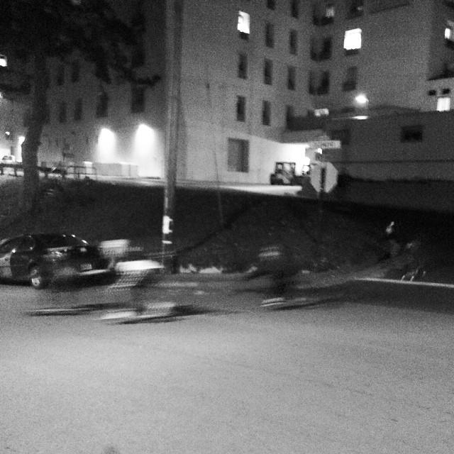 Sunset Sliders night!  #sunsetsliders #sanfrancisco #skateboarding