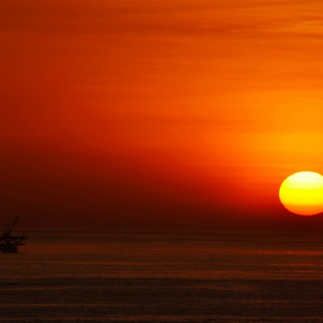 #Lobitos sunsets hardly get old... This one from #Capullanas, beautifully captured by @heplobitos