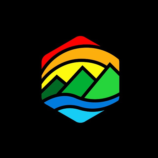 #kinddesign #retro #colorado #art #design #mountains #rivers #sunsets #liveyourdream