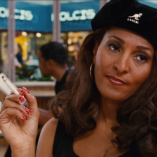 #TBT Pam Grier aka Fox Brown #kangol