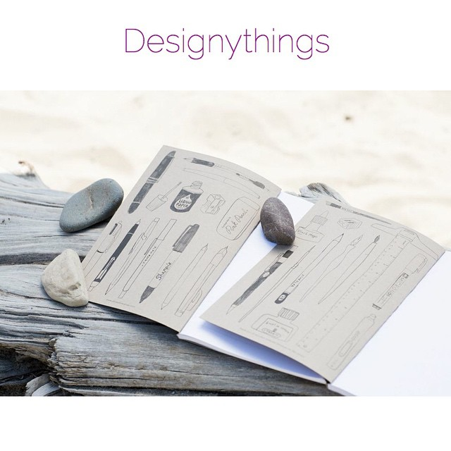 Quality design is something we can admittedly get a little worked up about, which is why we particularly appreciate design curator @designythings' kudos for our AllSwell notebooks. Thanks for the nod! bit.ly/1ARbdoi #Design #AllSwell