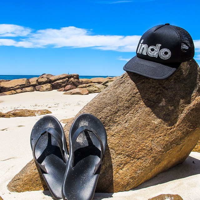 Weekend essentials for summer Down Under #WestOz #double6sandals #indohat