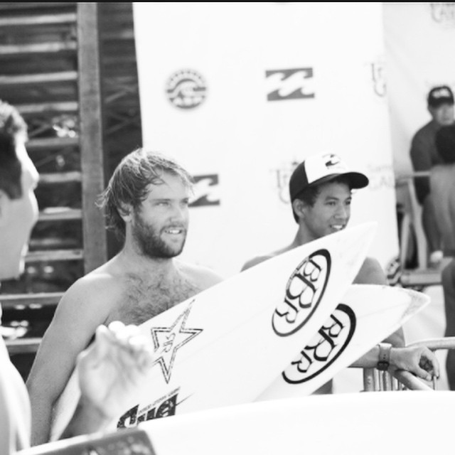 Great shot of Granger Larsen at the Pipe Masters. 2015 is your year @grangerlarsen beginning with the Volcom Pipe Pro at the end of the month. @bbrsurf #grangerlarsen #bbr #buccaneerboardriders #teamrider #2015