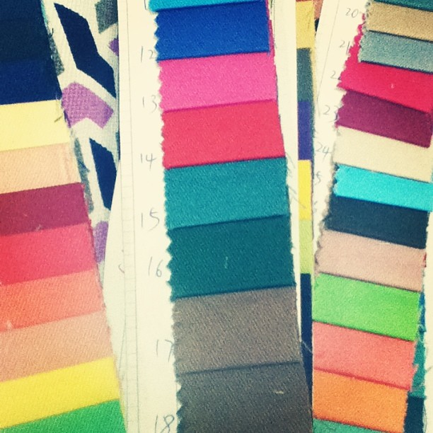 New color samples So excited!