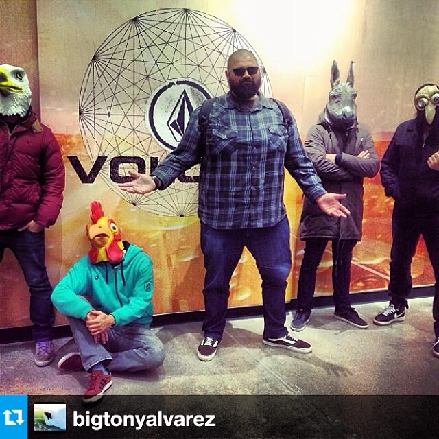 #Repost from @bigtonyalvarez Argentina in the House!