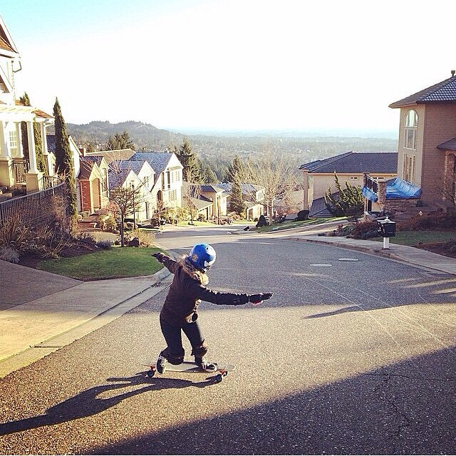 @carlajavier.b bubblegum backsides with #GirlaStyle somewhere in Oregon #keepitholesom