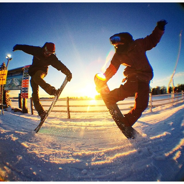 All time day @ride7springs #TillTheSunGoesDown || @thinkcold @nickgeisen |