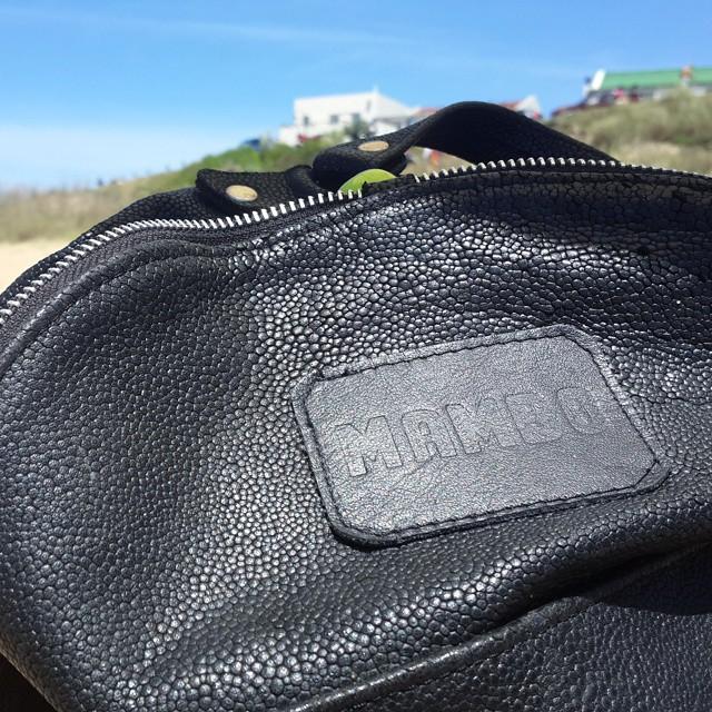 Navajas de verano #leather #mambobackpacks #backpacks