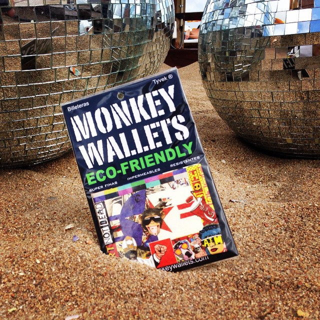 #monkeywallets #party #beach #puntadeleste @monkeywallets