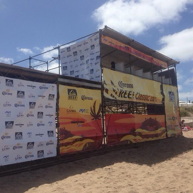 Adelanto #CoronaReefClassic2015  #CoronaSunsets #LifeIsShortGoSurfing #MarDelPlata #JustPassingThrough #ReefArgentina