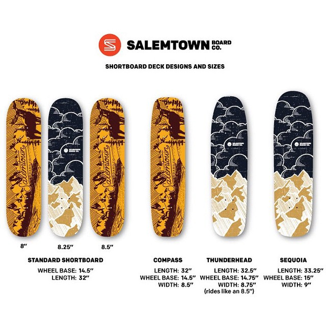 Hey shops! We got some new decks and are wanting to get these out to you. Shoot us an email at info@salemtownboardco.com. Not a shop? Find these at @sixavenashville or ask your local shop to carry us. #skate #skateboard #supportyourlocalshop