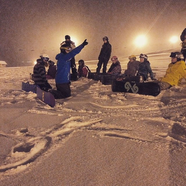 This week we finally launched programs at @summitparks  Thank you to the snow gods, and to our #mentors and #volunteers for making Thursday a succesful day on the hill! #SOSfamily @summitatsnoqualmie