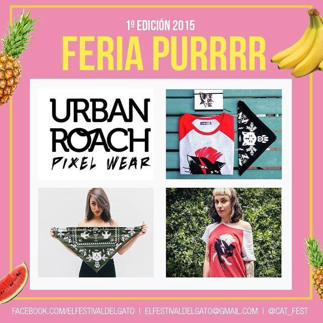 Sumate a la #feriapurrrr !!!! El domingo 15 de febrero! Tu donacion es tu entrada !