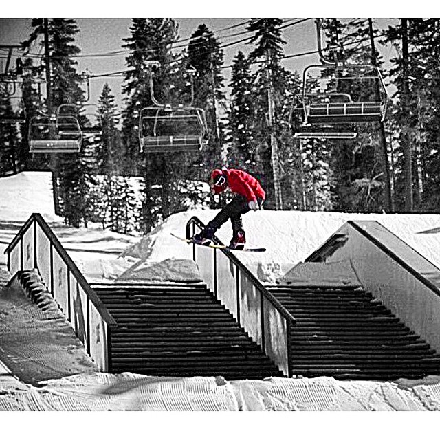 #TBT Lake Tahoe 2010 @tomimateri X @gverdephoto #Volcom #Snow #TrueToThis since 1991