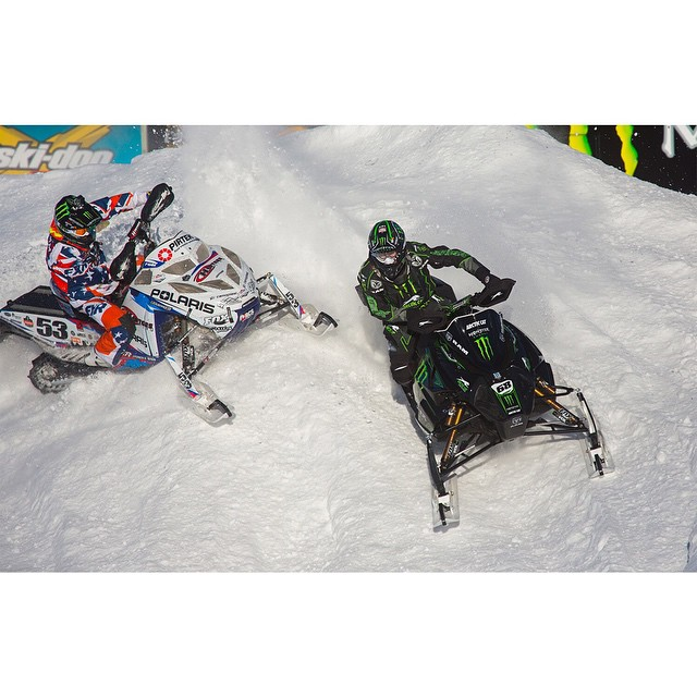@tuckerhibbert's trophy case is filled with eight #XGames gold medals.  No other SnoCross rider in the 2015 field owns one.