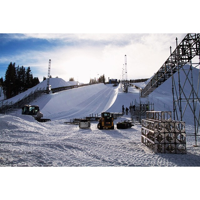 The best show on snow is only six days away! #XGames (