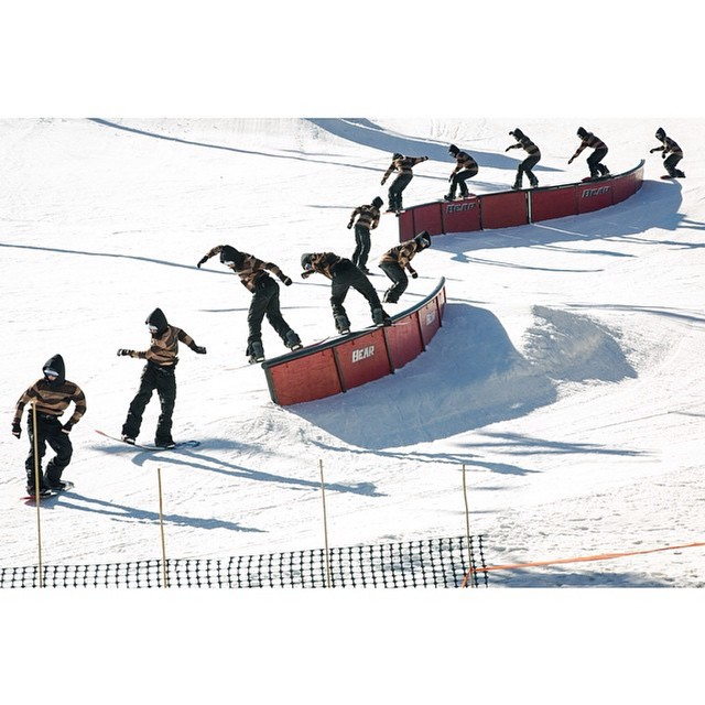@bear_mountain Sunday In The Park is back with a @scottyvine closer. This place is going off right now! Hit the link in our profile to watch the episode or go to @twsnow