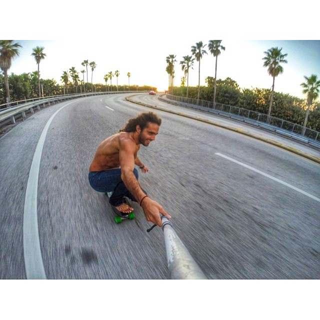 @cesarcaminero gettin' his Jelly on