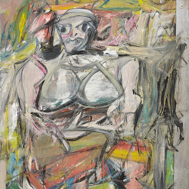 art + function, Willem de Kooning #lovematuse