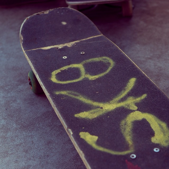 Skate #AuthenticBowlSessions