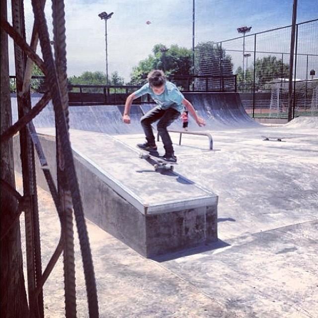Bauti Gaggero #flippark PH @sandromoral #volcomfamily #skate #volcomteam #volcom