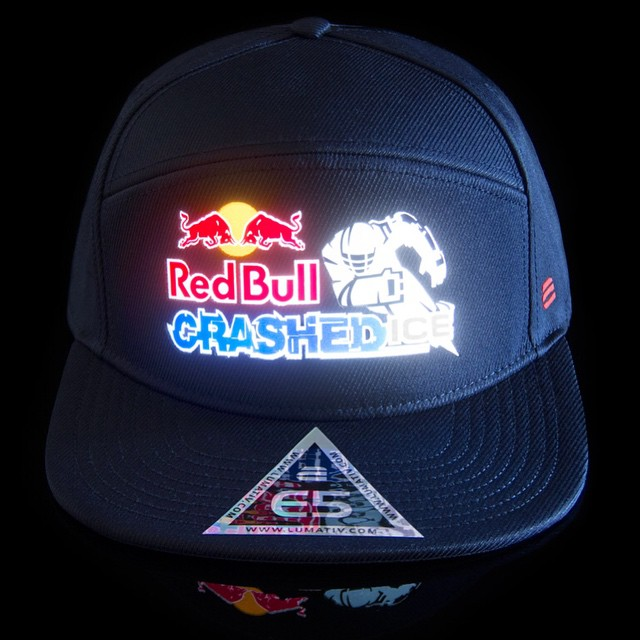 LUMATIV, an innovative wearable technology company based in Los Angeles that specializes in designing and producing illuminated apparel is pleased to announce the release of its limited edition Red Bull Crashed Ice 2015 E5 snapback. To read full press...