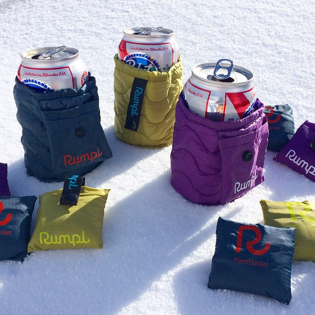 For those attending #outdoorretailer this week, we've got some special swag for you! Head on over to the Rumpl booth in the #ventureout area and pick up a #beerblanket !!