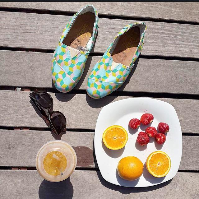 Freshhh #Paezshoes #summer #verano