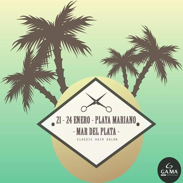 Del 21 al 24 de Enero en la estructura de #CoronaReefClassic2015 el auspiciante @ga.maitaly contará con un BARBER SHOP para que todos los riders puedan animarse a cambiar su estilo o lookearse para salir al mar! #GAMAMENBARBERSHOP