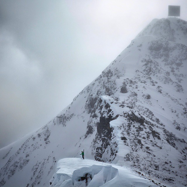 Mountains put it all in perspective. #GetOutStayOut  Photo of @kalenthorien by @graysonschaffer
