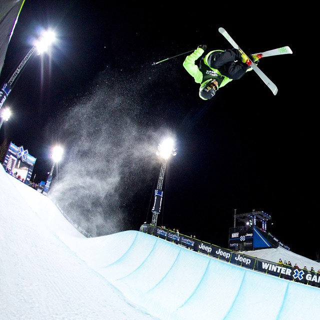 We are only one day away from #XGames Aspen.  ONE!! (