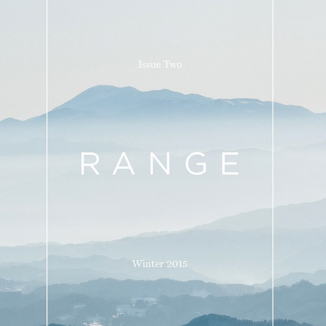 Issue 2 of Range Magazine @thisisrange, the publication for anyone stoked on outdoor adventure, goes live today! Check it out and get inspired! Cover photograph taken in Japan by awesome outdoor lifestyle photographer @meg_haywoodsullivan who was...