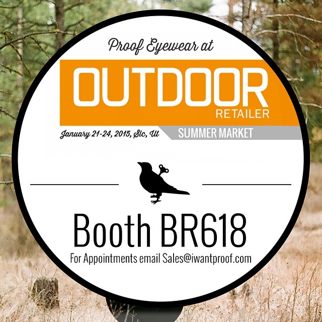 Stop by Booth BR618 if you're attending @outdoorretailer this week! #ORShow