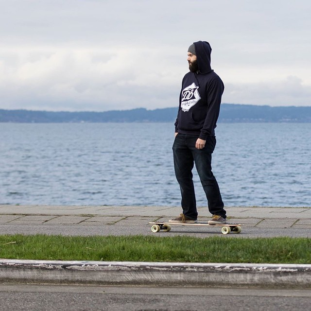 We just added two new DB Longboards hoodies to out website! Whether you're going out for an early morning cruiser session, going freeriding on a crisp winter day or are out bombing hills at night this hoodie will keep you warm in style. Follow the link...