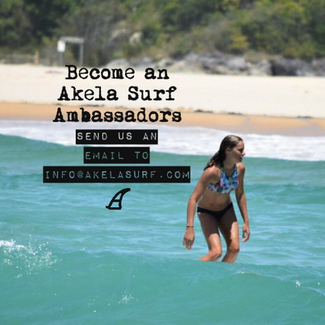 Be an #AkelaSurf  #Ambassador  send us an email  to info@akelasurf.com  #fashion  #SurfSwimwear  #beautiful  #followme  #girl  #Surf