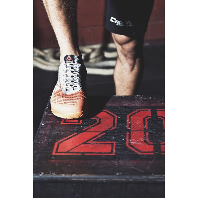A lacing system more suited to your performance standards. #lacesoutHICKIESin #crossfit