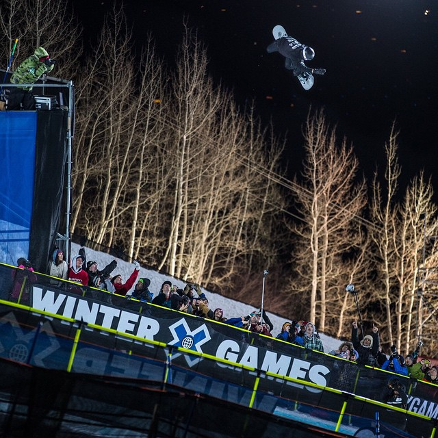 #TBT – @shaunwhite last won #XGames gold in 2013.  The 15-time champion will be in action tonight at 9 pm ET on ESPN. (