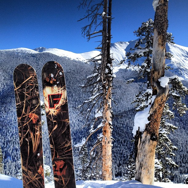 Had to call in #sick today! @winterparkresort #maryjane #camo
