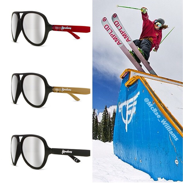 Men's Ski Slopestyle Elims start today at 2 P.M. ET • Tune-in to ESPN3 to watch @mcrae_williams throw it down! Go follow him for a chance to win his Custom McRae Williams Triple Set, we're giving out 3 today! Kameleonz.com awesome pic by...