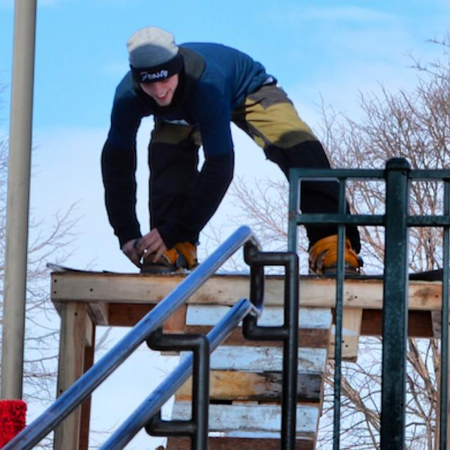 www.frostyheadwear.com #Snowboarding #FreeShipping  #FrostyHeadwear