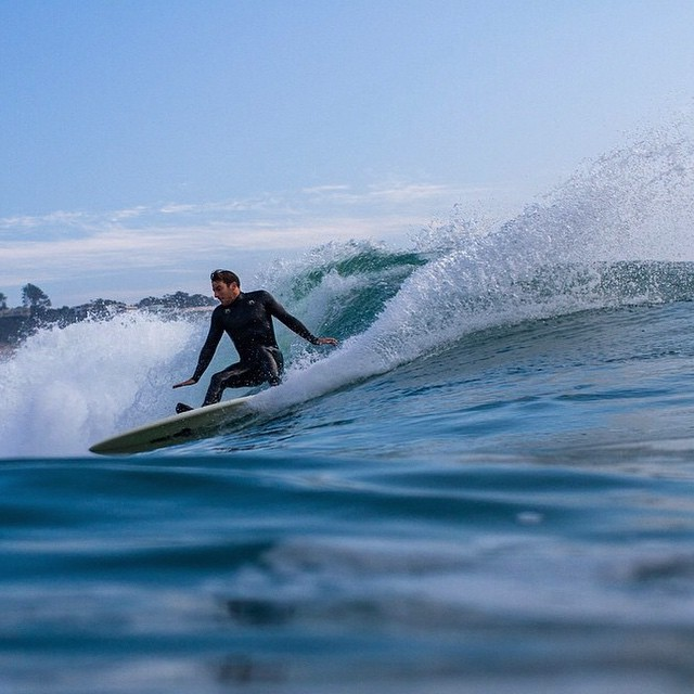 @toddglaser in the Ichiban - Scipio 3mm back zip #lovematuse  PC @dom_labrecque