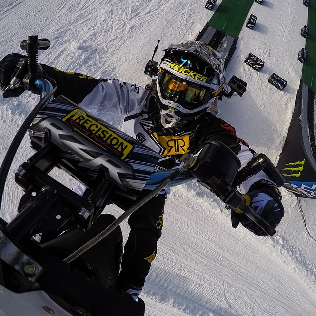 Experience Speed & Style with @Colt45Moore tonight like never before...through the lens of GoPro, LIVE! Tune into @ESPN at 9pm EST to see GoPro shots broadcast LIVE with the newest technology to come from GoPro's partnership with Vislink. To say we're...