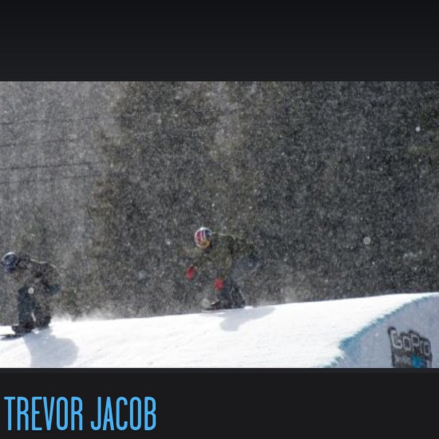 BULT Team rider @trevor.jacob will be racing in Snowboard X today at the 2015 Winter #XGames! 11am Mountain Time and replay tonight. Get'er done brother! ⚡️