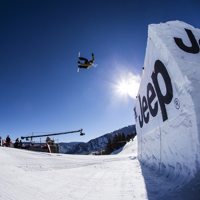 Big day on tap! Check the full schedule at XGames.com and download the X Games Aspen mobile app for all the updates. #xgames (