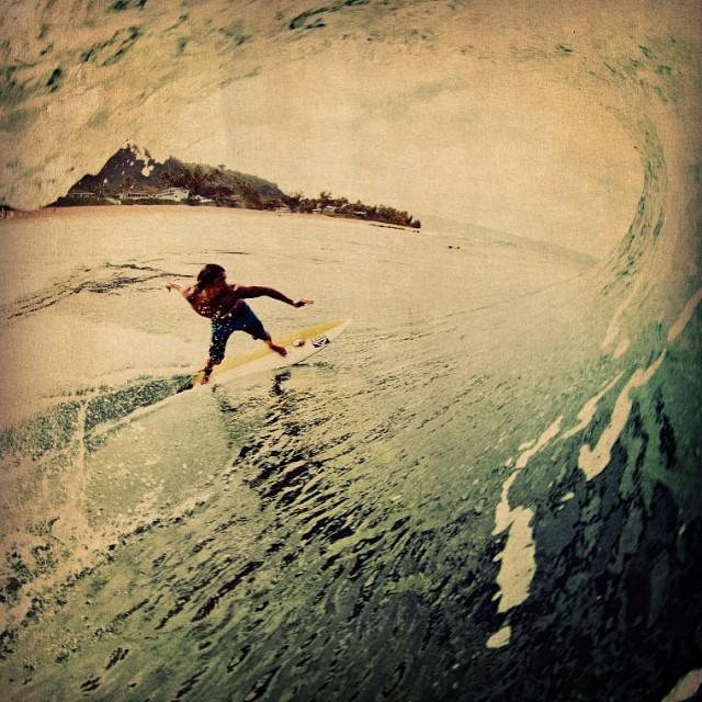 En busca de la ola perfecta #waves #soul #surfing #reefargentina