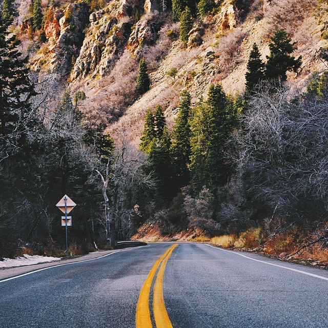 Weekend road trip vibes // #NatureOfProof by @danielpage
