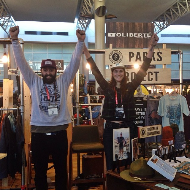 Regram from our friends at @thisisrange in @ventureoutor! Hope to hang with you guys again soon!