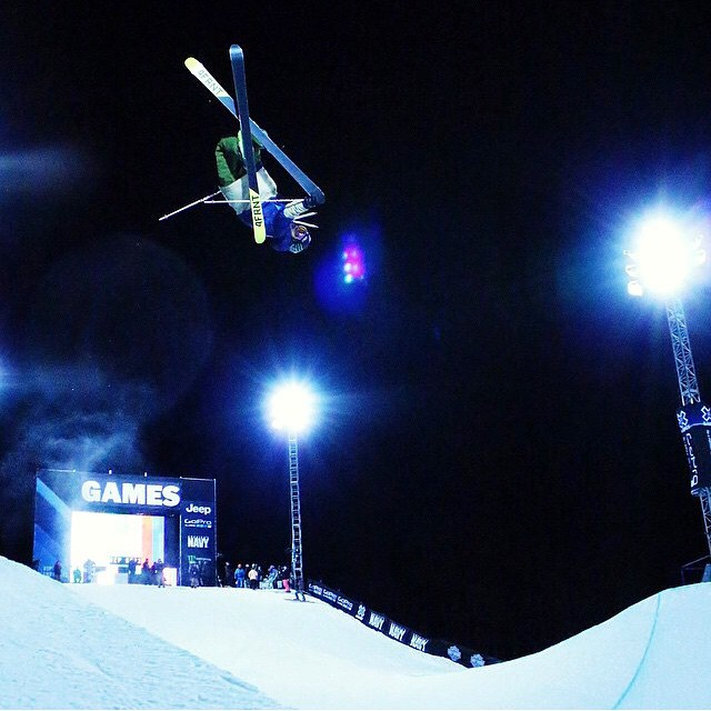 Don't miss @mrdavidwise  this weekend in the @xgames superpipe final.