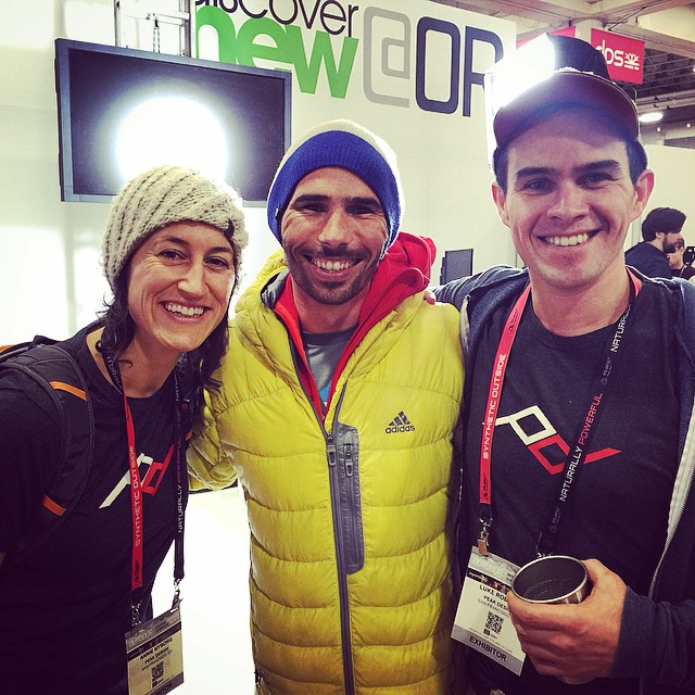 @kjorgeson it was a pleasure running into you here! #orshow