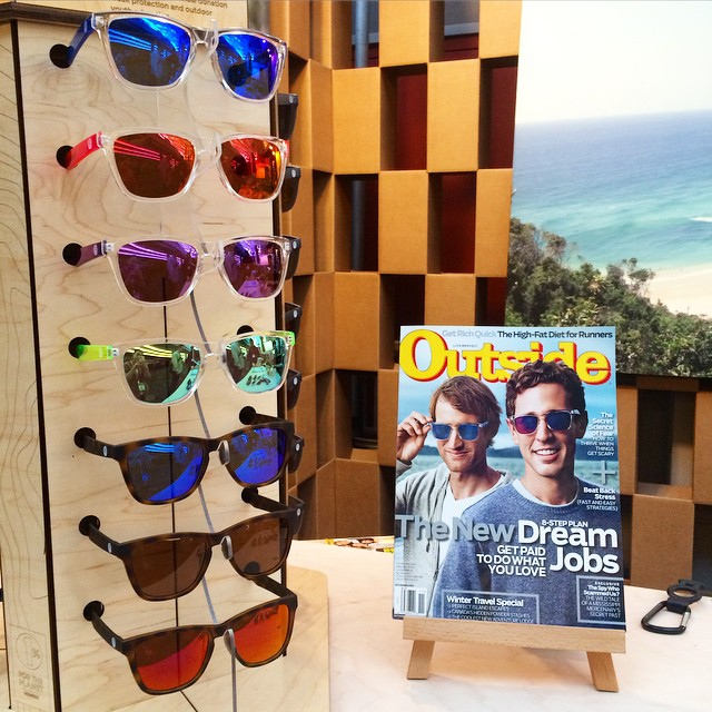 Things are winding down here at the #ORShow. Sunskis are on sale now, so come snag a pair while we still have them! #OutdoorRetailer